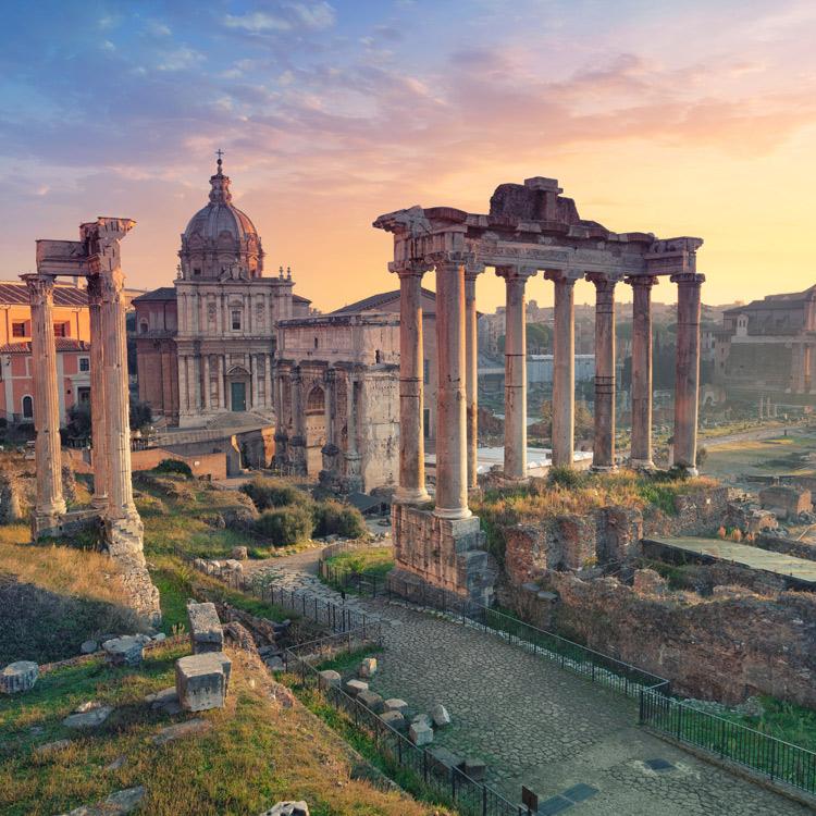 weekend i rom