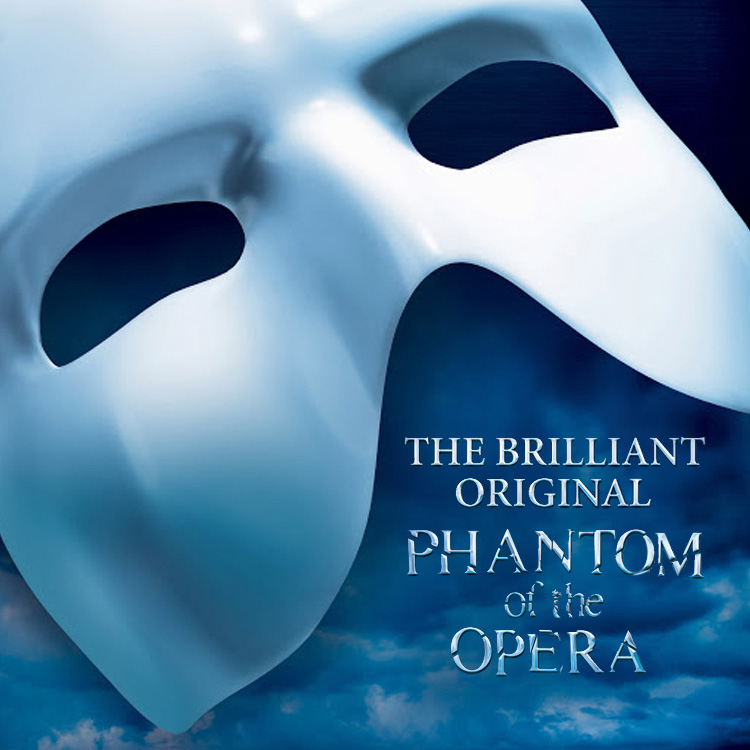 Phantom of the Opera, musikal