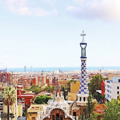 weekend-barcelona-park-guell
