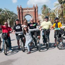 Barcelona Electric Bike Tour