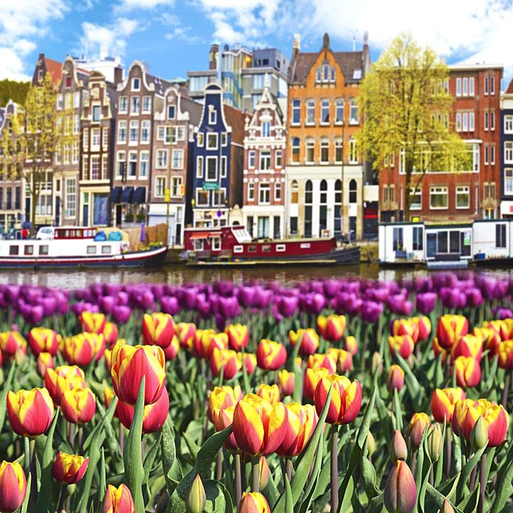 sverige holland kanal