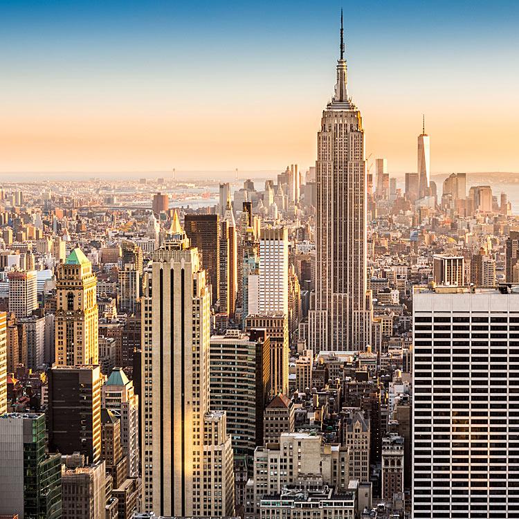 flyg new york